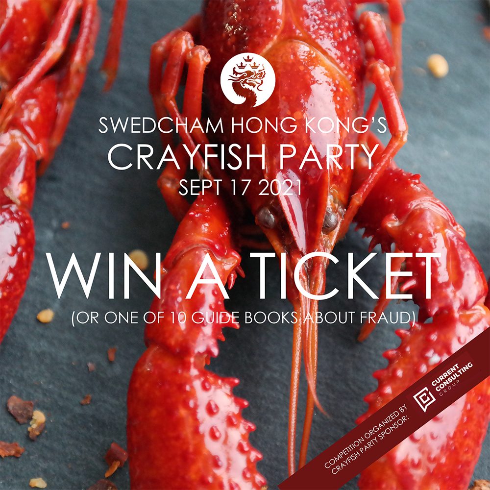 Crayfish Party Current Consulting Comp SMALL