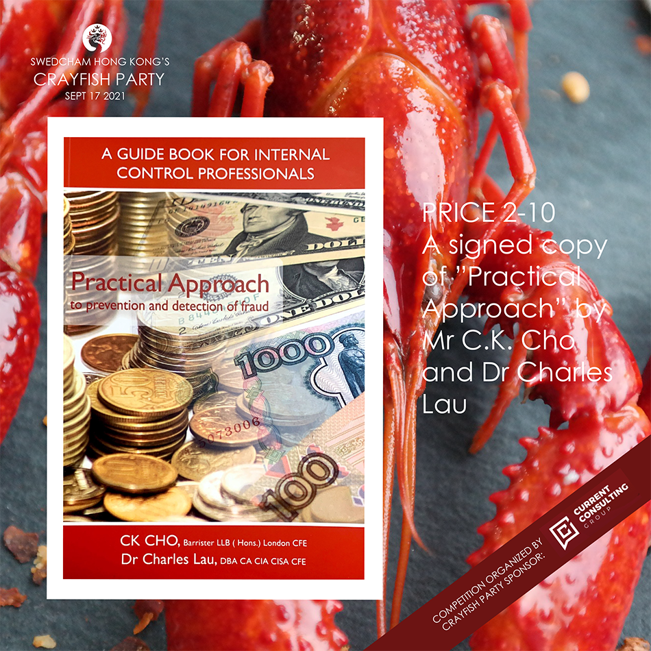 Crayfish Party Current Consulting book SMALL